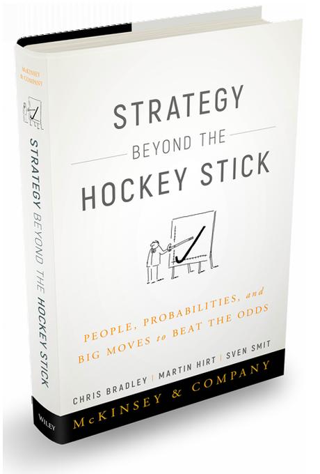 Book: Strategy Beyond the Hockey Stick